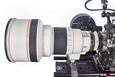 Canon 400mm Pl Mount