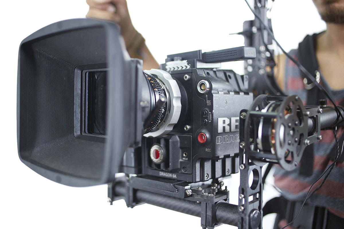 02 Dragon Mini with stabiliser